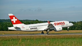 Swiss Bombardier CS100