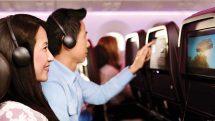 Virgin Atlantic Inflight entertainment