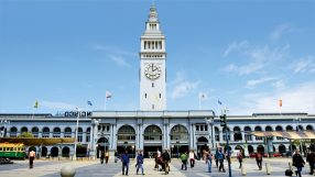 San Francisco The Ferry Building
