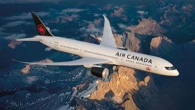 Air Canada new 2017 livery