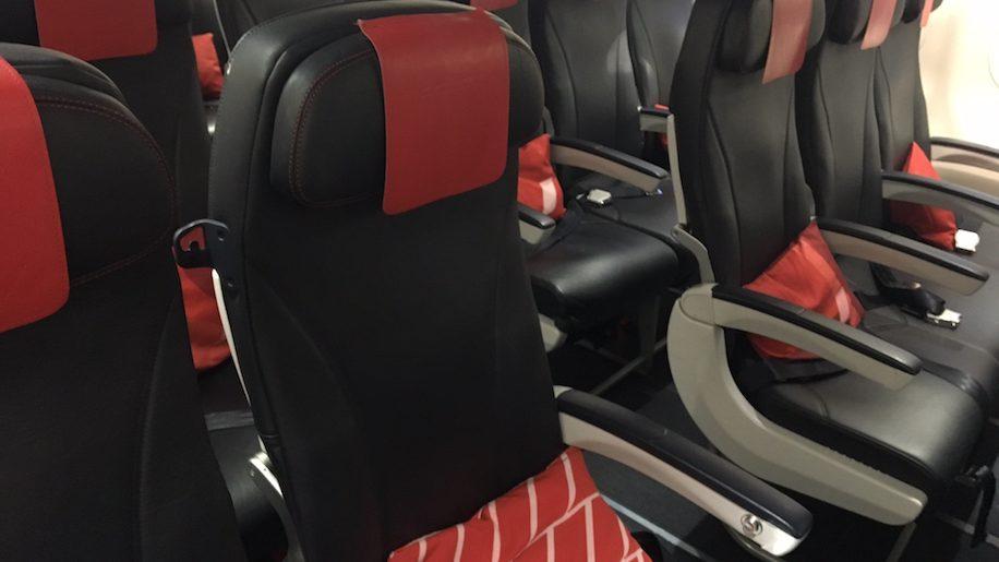 Air France short-haul business class