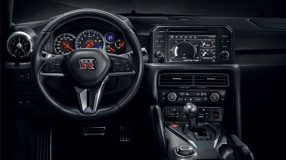 Nissan GT-R Multi-Function Display system