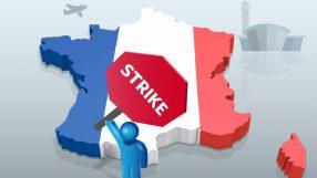 French ATC strike