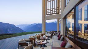 Lobby Lounge, Banyan Tree Jiuzhaigou