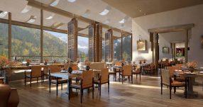 Hilton Jiuzhaigou Resort Restaurant