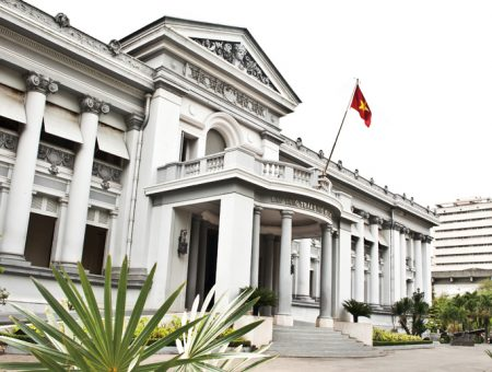 City Museum, Ho Chi Minh, Vietnam