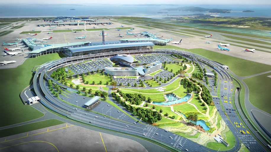 Incheon Airport Terminal 2