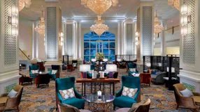 Intercontinental Singapore - The Lobby Lounge