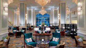 Intercontinental Singapore - The Lobby Lounge