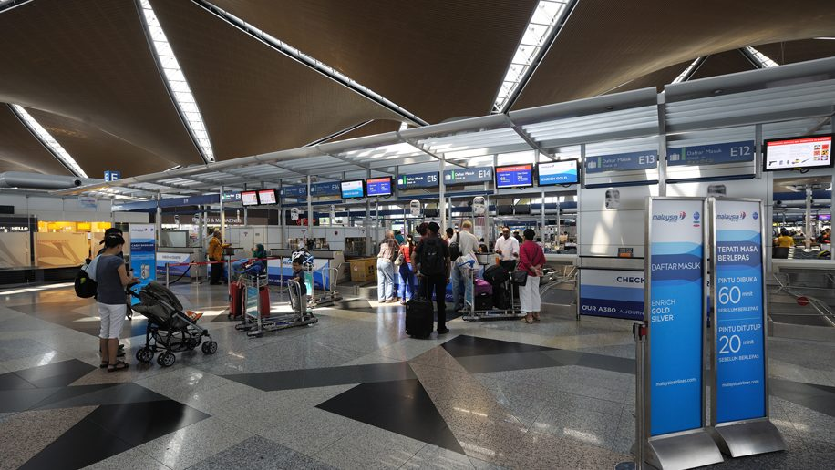 Kuala Lumpur International Airport KLIA