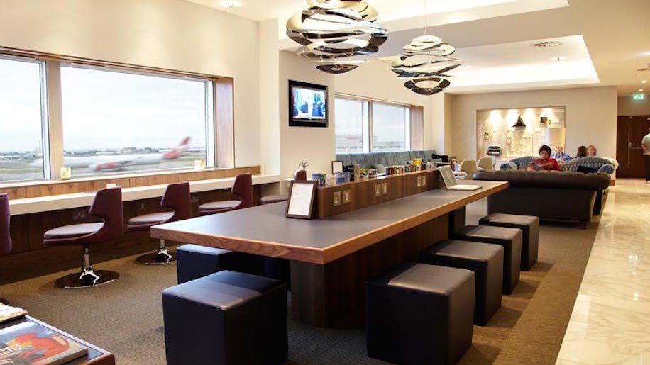 No 1 Lounge Heathrow T3