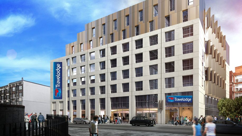 Largest ever new build Travelodge to open in City of London