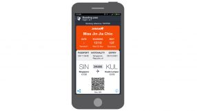 Jetstar Mobile Boarding Pass