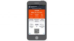 Jetstar Mobile Boarding Pass