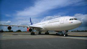 SAS aircraft