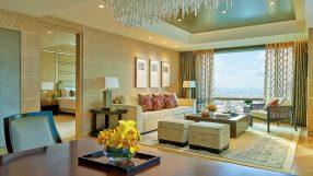 Shangri-La at the Fort's Premier Suite, Manila