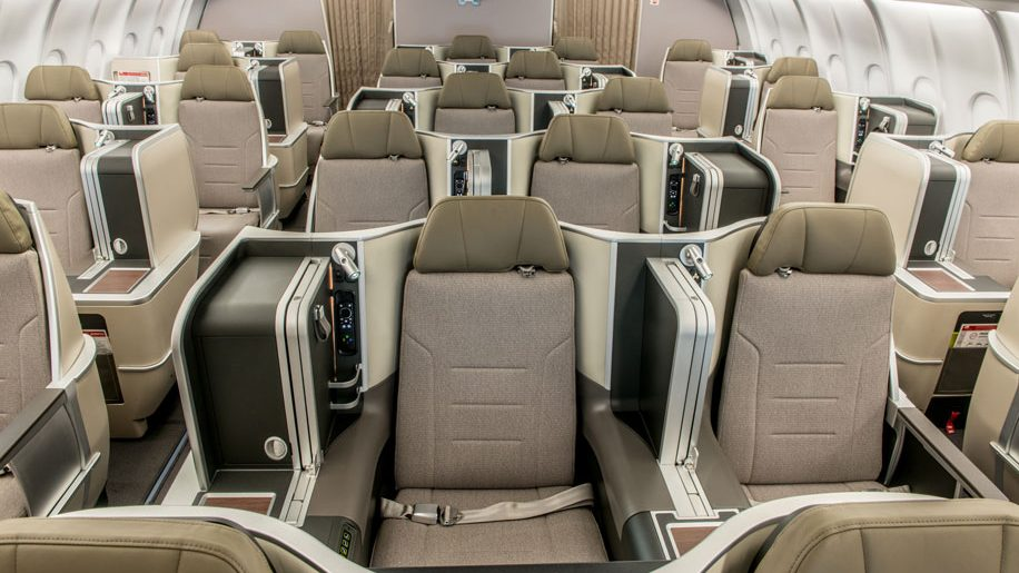 TAP Portugal business class