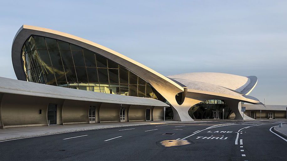 Twa hotel at new york jfk will feature restaurant in a for Jfk airport hotel inside terminal