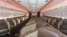 Virgin Atlantic's new A330 Upper Class