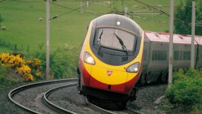 Virgin's Pendolino