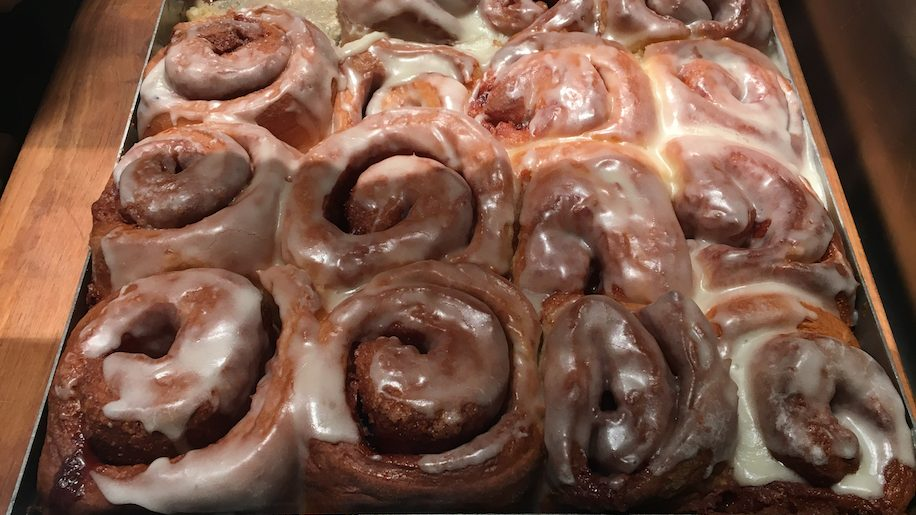 Cinnamon buns, Marktgasse