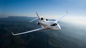 Falcon 7X - Credit: Dassault Falcon