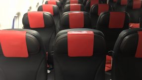 Air France short-haul A320 business class