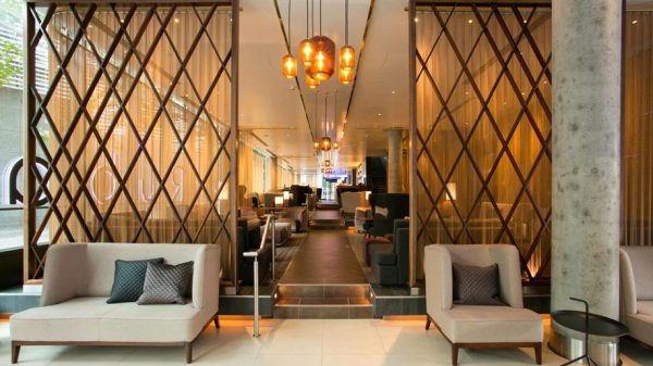 TwoRuba at Hilton Tower Bridge, by AfroditiKrassa