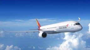 Asiana Airlines A350-900