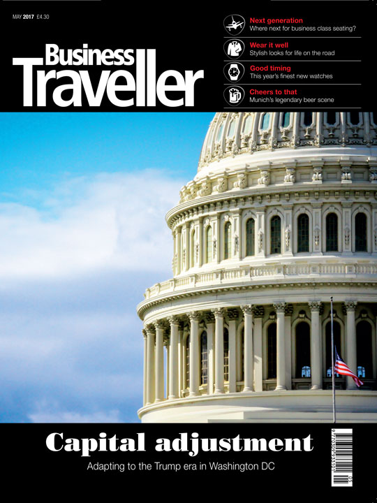 Business Traveller May 2017 issue