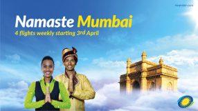 RwandAir begins flights to Mumbai