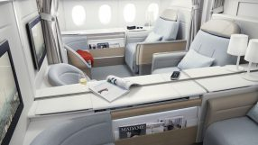 Air France La Premiere first class B777-300ER