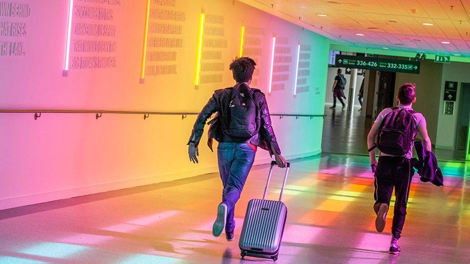 Dublin Airport Art