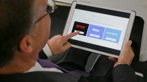 Virgin Australia EconomyX inflight wifi