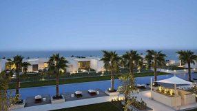 Facade - The Oberoi Beach Resort Al Zorah