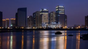 Hilton Quanzhou Riverside, China