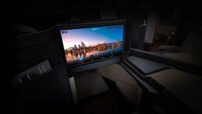 Panasonic Avionics NEXT system