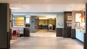 Premier Inn T4 Lobby