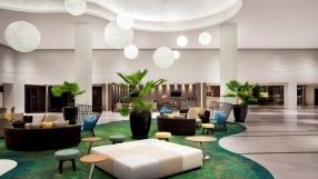 Pullman Miri Waterfront Lobby