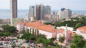 Luanda city-and-sea