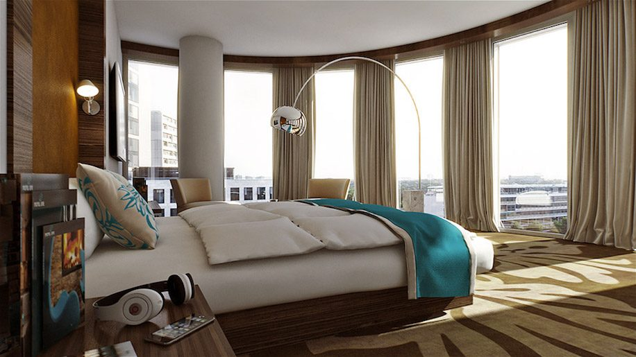 Hotel update global round up business traveller the for Motel one komfortzimmer