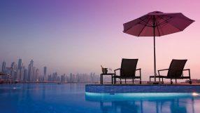 Dukes Dubai pool