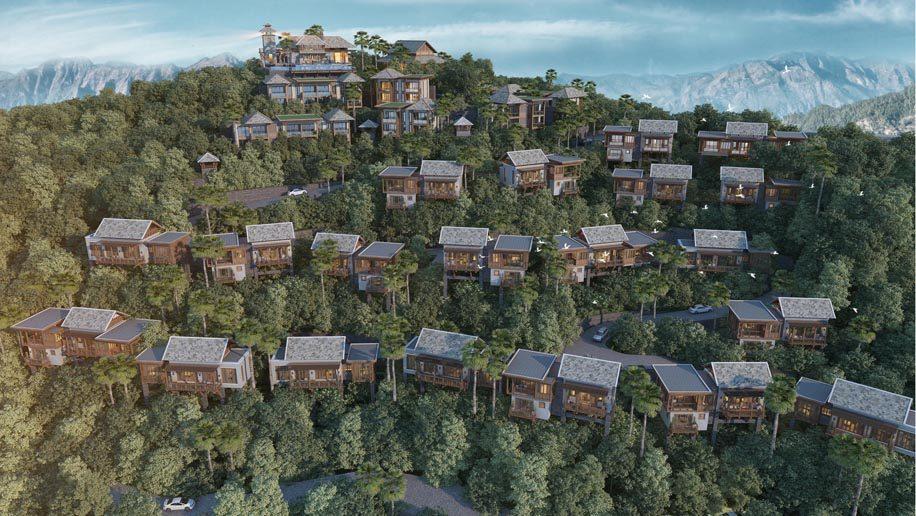 Dusit Thani Himalayan Resort and Spa