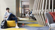 Hotel Jen Beijing Prototype Lounge