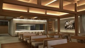 Nobu Hotel Shoreditch main dining room 3