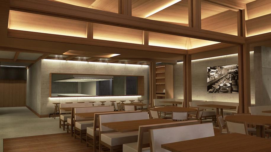 Nobu Restaurant To Open In Shoreditch This Summer