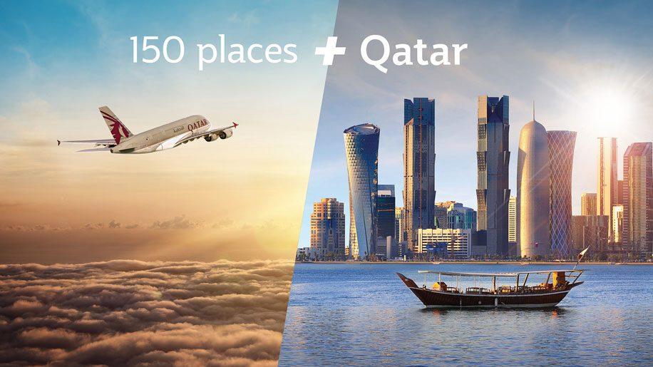 Qatar Airways launches +Qatar stopover package