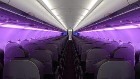 Vistara A320neo economy class
