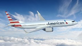 American Airlines B737 MAX