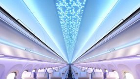 Airbus A320 Airspace interior
